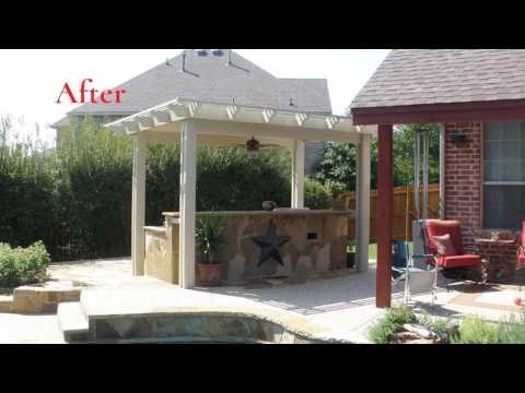 Patio Cover Addition - Dallas, TX Sunroom Contractor - Sunshine Sunrooms