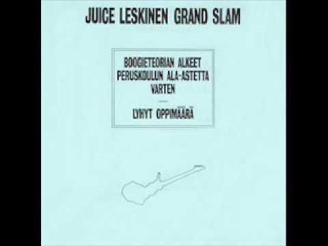 Juice Leskinen - Tampereen Aamu