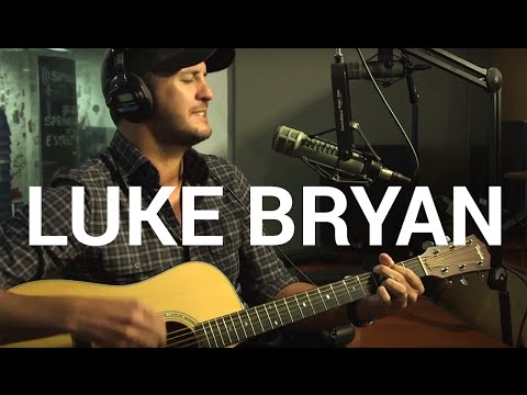 Luke Bryan's Country Medley // SiriusXM // TODAY Show Radio