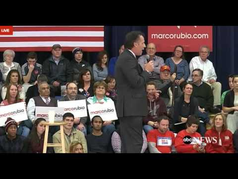 Governor Craig Benson Endorses Marco In New Hampshire | Marco Rubio for President