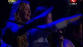 Украина мае талант 4! - Гала-концерт - Подборка 'Смешное' [02.06.12] | МегаТалант TV