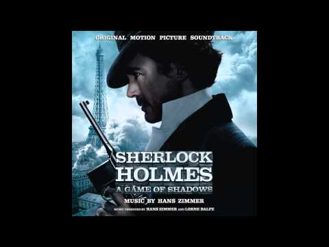 Sherlock Holmes A Game of Shadows Expanded Score  Didnt see that in the cards?