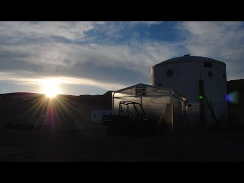 Tour of the Mars Desert Research Station