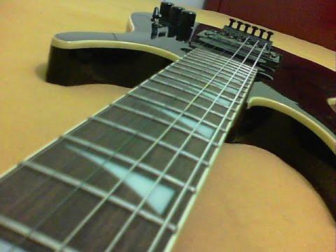 guitar guitarra samick artist series kr 564 review an lise youtube. Black Bedroom Furniture Sets. Home Design Ideas
