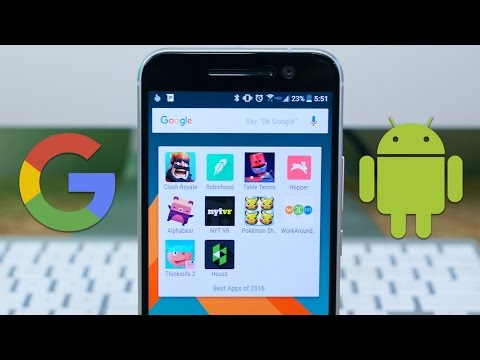 Google's Best Android Apps of 2016