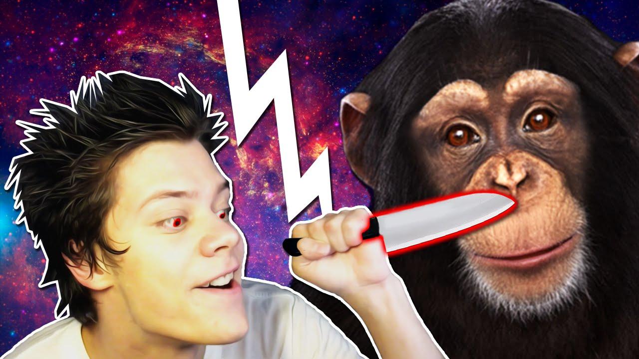 Чат бот обезьяна играть онлайн на русском языке