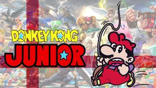 Stage 4 / Ending - Donkey Kong Junior OST