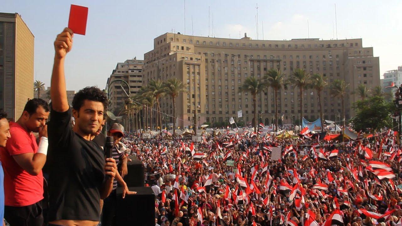 نتيجة بحث الصور عن خالد نبوي في ميدان التحرير في ثورة يناير
