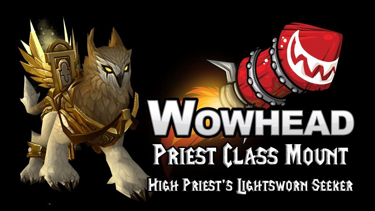 Wow Legion Patch 72 Priester Klassenmount Questreihe Und