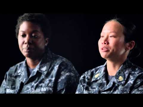 Navy Women Redefined – Chief Petty Officer Yan Zhao