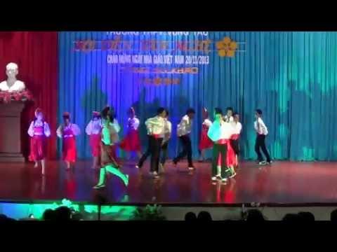 """Bài múa """"Kachiusa"""" của lớp 10A7 - THPT Vũng Tàu"""