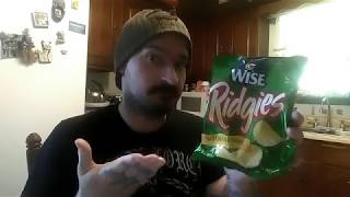 Sour Cream & Onion - Wise Snacks Review