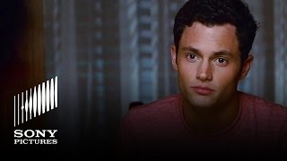 Go behind the scenes of STEPFATHER with Penn Badgley