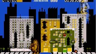 Rampage - Atari ST [Longplay]