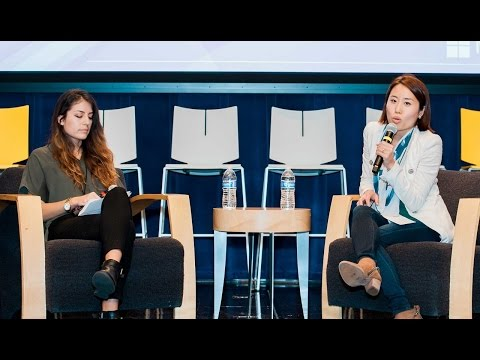 Women in Tech Festival 2016 - Swimming with Sharks