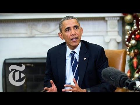 Obama Delivers Speech on Terrorism | The New York Times