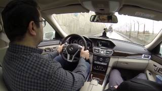 2015 Mercedes E250 Bluetech  4Matic w212  İzlenimler ve Bayi360