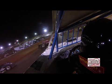 Tate McCollum Steelhead/525 In Car Rome Speedway 10/1/17!