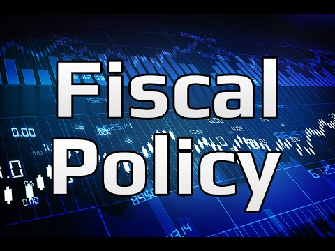 The Government Budget - Fiscal Policy (1/3) | Principles of Macroeconomics