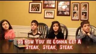 """""""steak & Sauce"""""""