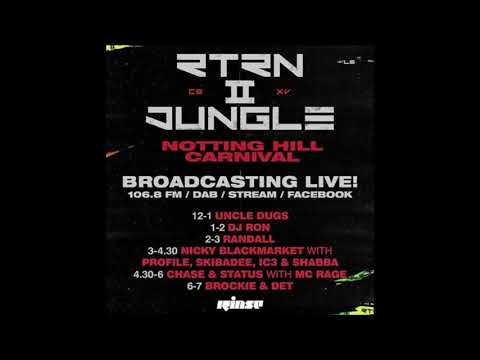 Uncle Dugs @ RTRN II JUNGLE - Notting Hill Carnival - 27.08.2018