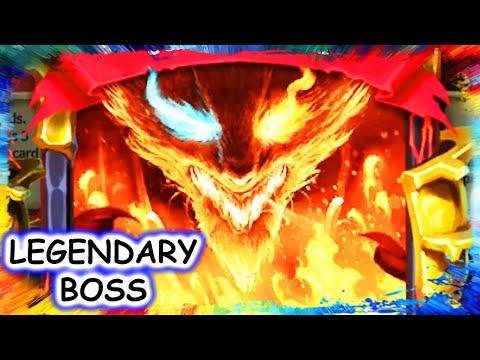 Roguebook Legendary Final Boss Ending? |