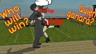 Bad Boy vs Sakura 🤜💥🤛 [School Girls Simulator]