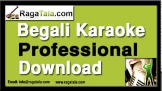 Jete jete pathe holo - Bengali Karaoke - R. D. Burman