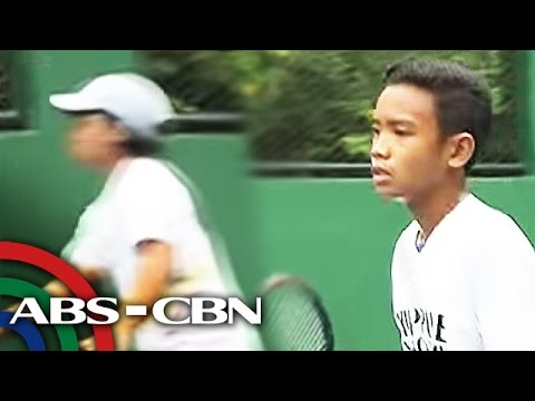 Meet Pinoy tennis prodigies