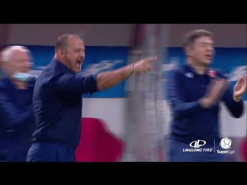 Crvena Zvezda Radnicki Nis Goals And Highlights