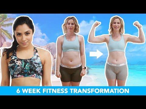 I Gave Kelsey Darragh A 6-Week Fitness Makeover