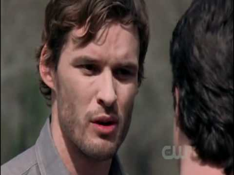 One Tree Hill 8x20 - Clay, Nathan, and Julian teach Ian a lesson