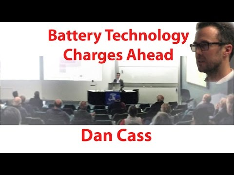 Battery Technology Charges Ahead
