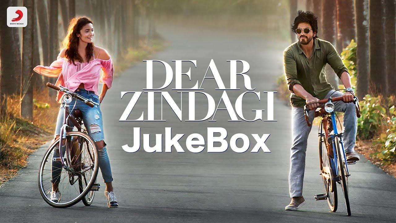 Download Dear Zindagi Jukebox – Alia Bhatt| Shah Rukh Khan | Gauri Shinde | Amit Trivedi | Kausar Munir