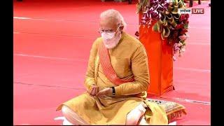 अयोध्या में होने वाले श्री राम जन्मभूमि मंदिर के भूमि पूजन समारोह का लाइव प्रसारण