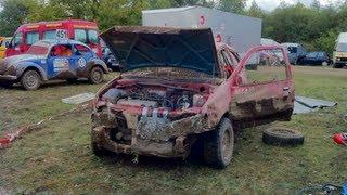 Daihatsu Charade Autocross Geschichte