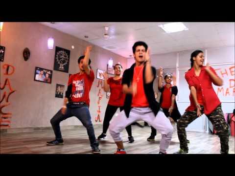 Aaj Ki Party'  - Mika Singh | Salman Khan, Bajrangi Bhaijaan, THE DANCE MAFIA, CHANDIGARH,9501915706