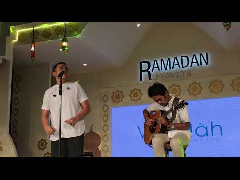 TULUS - TEMAN HIDUP ACOUSTIC VERSION (LIVE at Ramadan Runaway 100618)