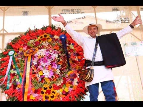 Desfile de Silleteros, el cierre por todo lo alto de la Feria de las Flores   Noticias Caracol thumbnail