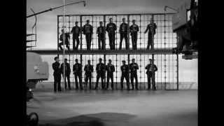 Elvis Presley - Jailhouse Rock 1957 (with lyrics)