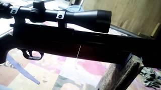 Cara setting teleskope senapan angin videourl