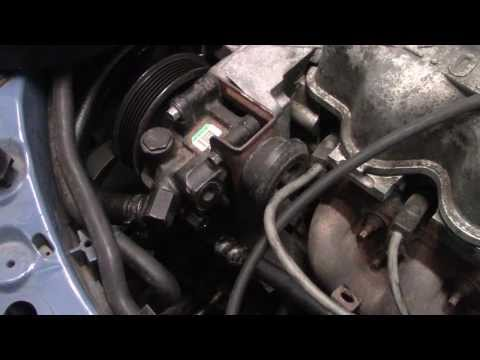 Ford Focus Alternator Replacing Tips