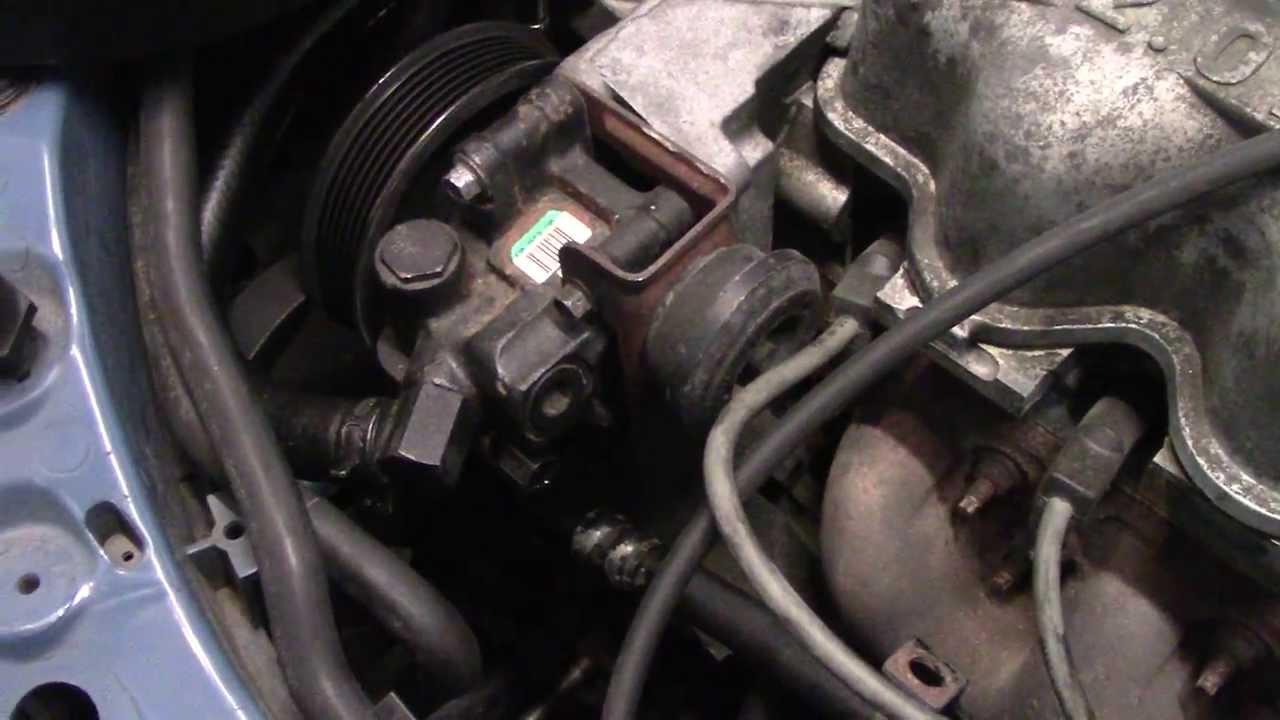 ford focus alternator replacing tips [ 1280 x 720 Pixel ]