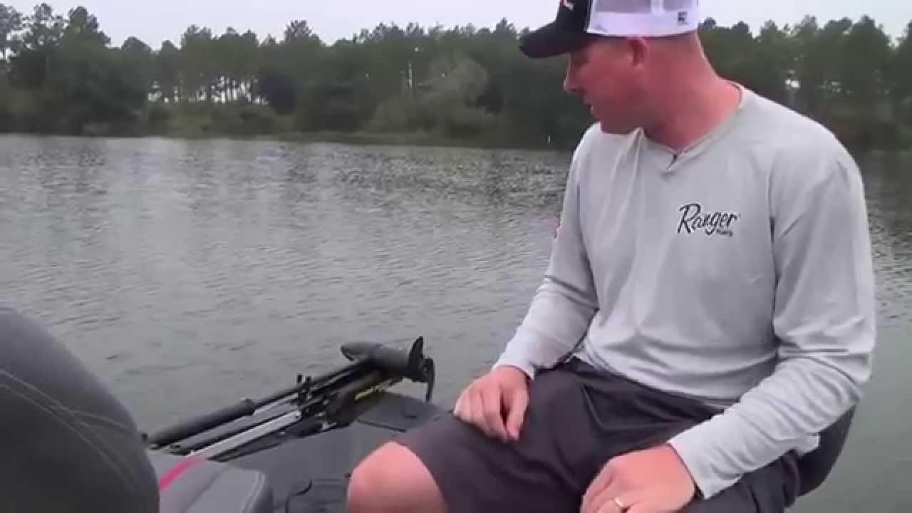 2014 Ranger Aluminum RT178C pie Boat Walk-Thru on