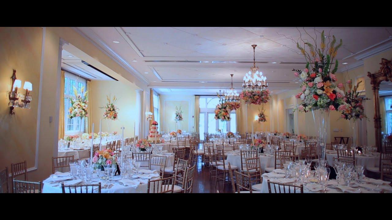 A Wedding At St Pauls Episcopal Church And A Reception At The