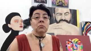 Interior Arte - Artista Plástica: Nati Saez