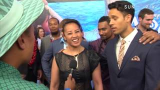 Disney Moana World Premiere: Te Vaka