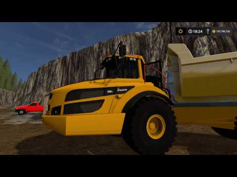 STARTING A MINE!!! FS17