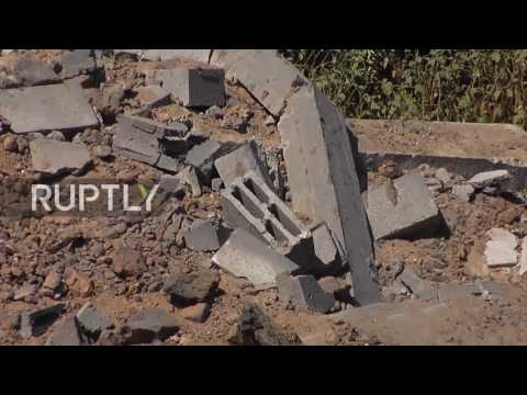 State of Palestine: One injured by Israeli airstrike on Gaza town