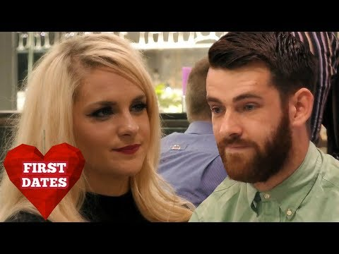 Nervous Daters Don't Know What To Say To Each Other | First Dates Ireland
